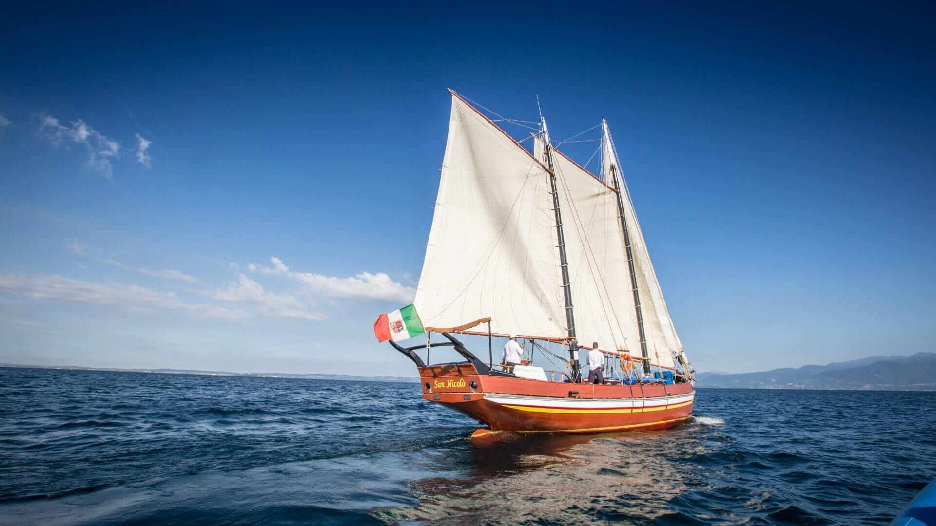 san nicolò sailing vessel special offer